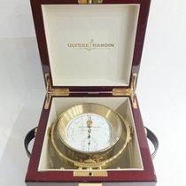 Ulysse Nardin barómetro/termómetro