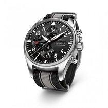 IWC [NEW MODEL] Pilot's Chronograph Textile IW377709