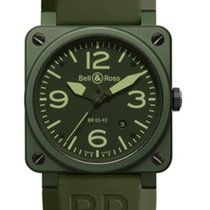 Bell & Ross Aviation BR03-92 MILITARY TYPE Automatic