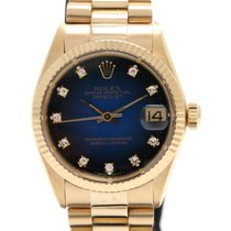 Rolex Datejust 31mm Diamond Dial - As New - Box & Eu Papers