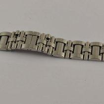 Baume & Mercier Malibu Herren Uhr Stahl Armband 18mm...