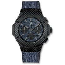 Hublot Big Bang 44mm Jeans · Carbon 301.QX.2740.NR.JEANS16