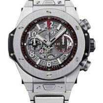 Hublot Big Bang Unico Automatic Titanium Chronograph Bracelet...