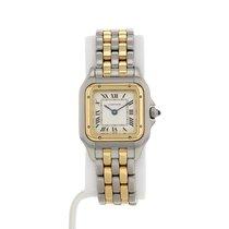 Cartier Panthère en or et acier Vers 1990