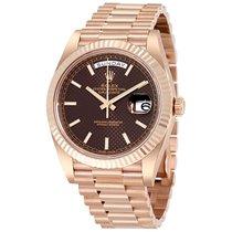 Rolex Oyster Perpetual DayDate 40mm pink gold 228235 chodmip
