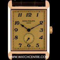 Patek Philippe 18k Rose Gold Rose Dial Gondolo B&P 5109R-001
