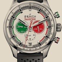 Zenith El Primero Sport Stratos Team Edition