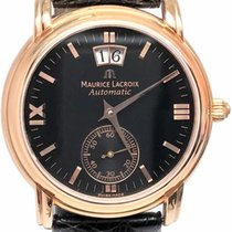 Maurice Lacroix 18K RG Grand Guichet 58788-7402
