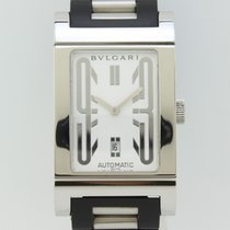 Bulgari Rettangolo Automatic Steel RT 45 S
