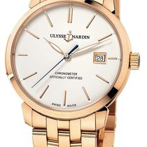 Ulysse Nardin San Marco Classico Automatic Rose Gold 8156-111-...
