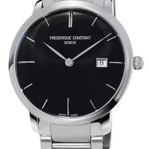 Frederique Constant Slim Line Automatic Steel Mens Watch...