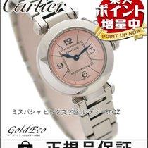 Cartier 【超美品】Cartier【カルティエ】 ミスパシャ レディース腕時計【中古】 W3140008 クォーツ...
