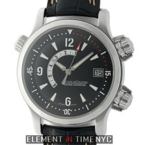Jaeger-LeCoultre Master Compressor Memovox Stainless Steel...