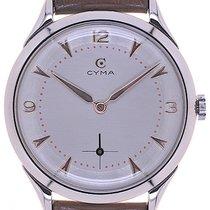 Cyma Mans Wristwatch oversized