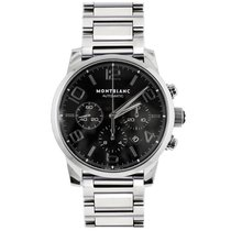 Montblanc Timewalker Chronograph Black 43 mm