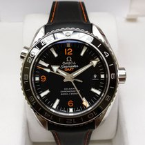 Omega Seamaster PLANET OCEAN 600 M OMEGA CO-AXIAL GMT 43.5 M