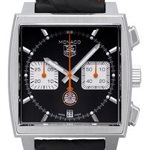 TAG Heuer Monaco Automatik Calibre 12 Automatik Chronograph...