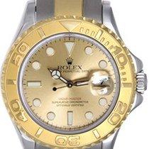 Rolex Ladies Rolex Yacht-Master Watch 169623 Champagne Dial