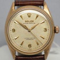 Rolex Vintage Oyster cal.1030 Perpetual Brevet 6567 Serial 75,404