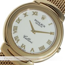 Rolex Cellini Gelbgold 6623