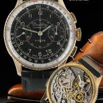Breitling Chronomat Rotgold