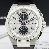 IWC Ingenieur Chronograph Silberpfeil Limited Edition SS /...