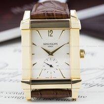 Patek Philippe 5111J Gondolo Manual Wind 18K Yellow Gold (24505)