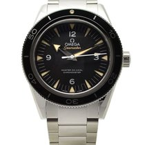 Omega Seamaster 300 Master Co-Axial Watch Black Dial 2016
