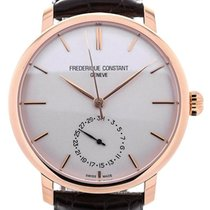 Frederique Constant Manufaktur Slim Line 42 Gold plated