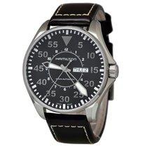Hamilton Khaki Pilot 46mm H64715535 Watch