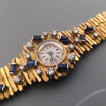Patek Philippe 百达翡丽Patek Philippe Lady's Watch 3289/24 女士黄金腕表