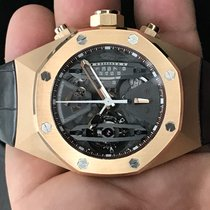 Audemars Piguet Rose Gold Concept Tourbillon Chrono 26223OR.OO...