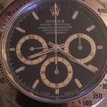 Rolex Daytona 16520 Zenith  Serie  A SEL paper italy