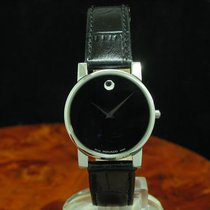 Movado Museum Watch Edelstahl Damenuhr / Ref 84 G4 875 /...