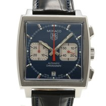 TAG Heuer Monaco Chronograph Steve McQueen (Box & Papers)