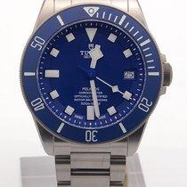 Tudor Pelagos Titanium Blue Dial Blue Bezel Chronometer...