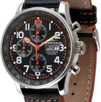 Zeno-Watch Basel X-Large Pilot Spezial Chrono Day-Date