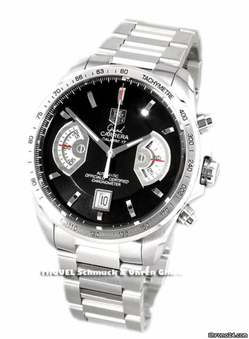 TAG Heuer Grand Carrera Chronograph Calibre 17 RS (ungetragen)