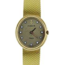 Corum 18k  Gold and Diamond Ladies Watch