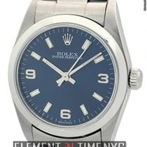 Rolex Oyster Perpetual 31mm No-Date Stainless Steel Circa 2005