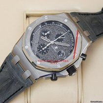 Audemars Piguet Royal Oak Offshore Grey Dial NEW MODEL...