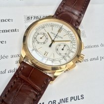 Patek Philippe Chronograph 5170J Box & Papers