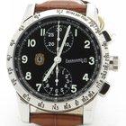 Eberhard & Co. Tazio Nuvolari Rare Chronograph Automatic...