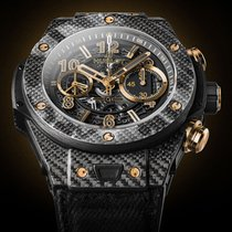 Hublot Unico Italia Independent Black Camo