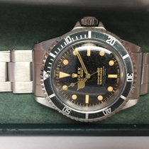 勞力士 (Rolex) Submariner 5512 4 Lines Gilt