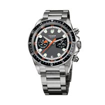 Tudor Men's M70330N-0001 Heritage Chronograph Watch