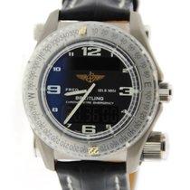 Breitling Emergency Gray Dial Titanium