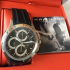 Hamilton Khaki King Black Chronograph