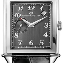 Girard Perregaux Vintage 1945 Date Small Seconds 25835-11-221-...