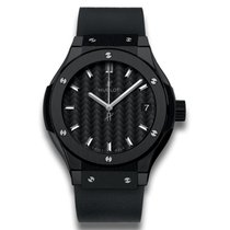 Hublot CLASSIC FUSION ALL BLACK  Magic 33 MM